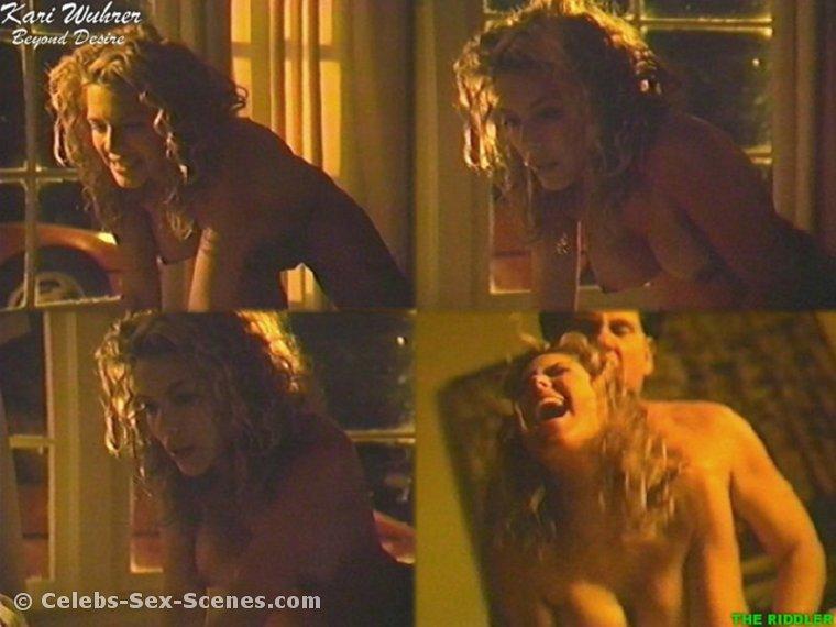Kari wuhrer nude scenes congratulate, your