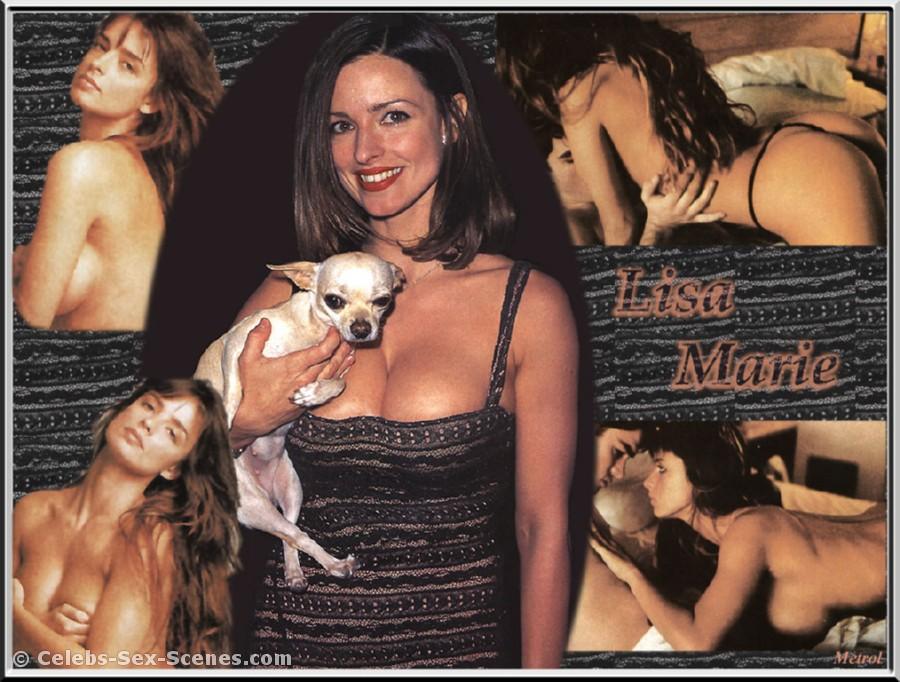 lisa marie nude № 145325