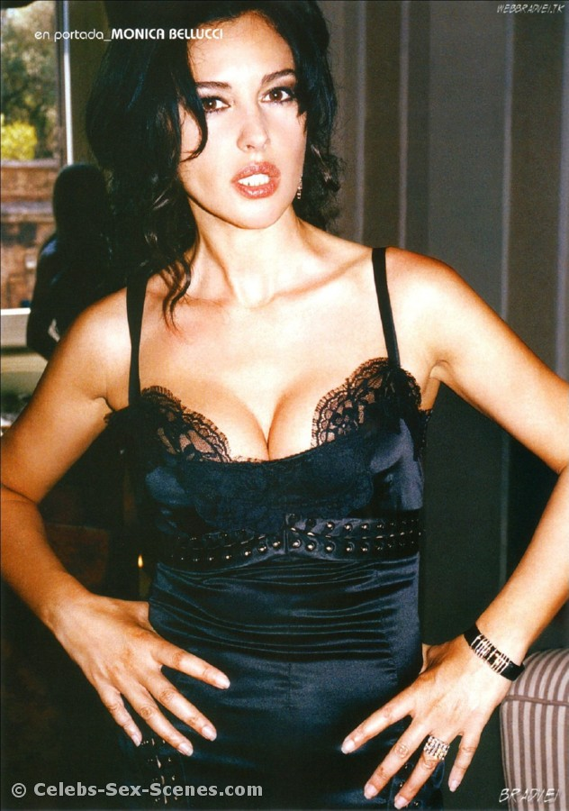 Monica Bellucci pictures, Celebs Sex Scenes.com