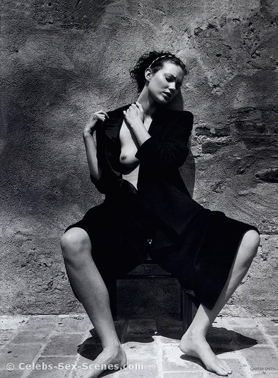 Join. All Shalom harlow nude