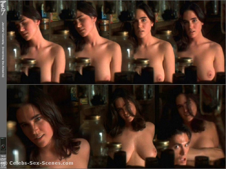 Jennifer Connelly Anal
