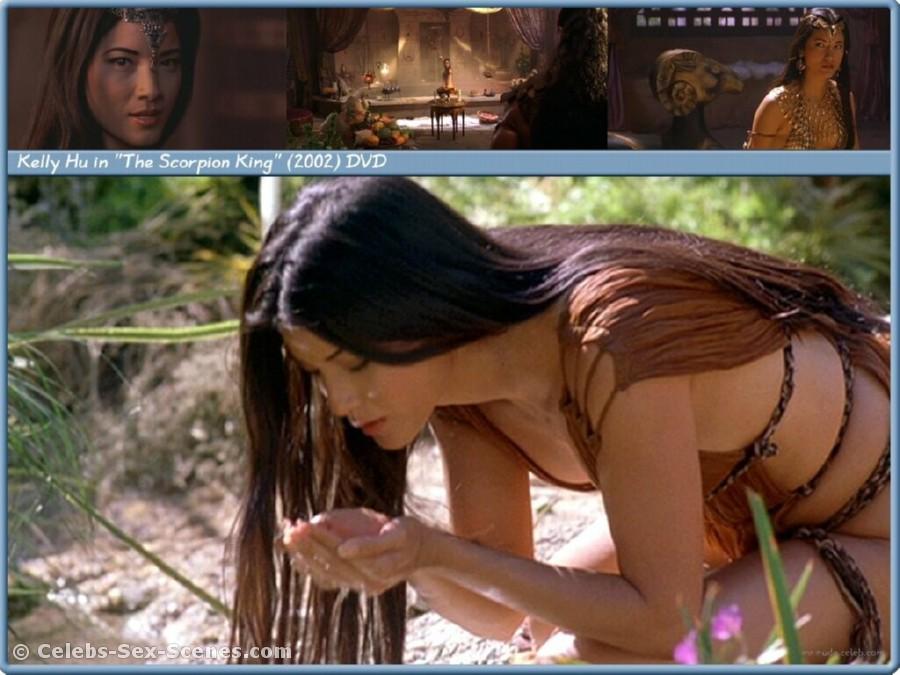 Kelly Hu nude, Kelly Hu nude ...