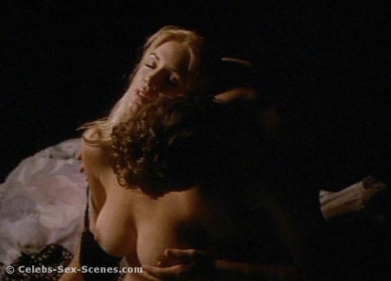 Shannon Tweed Nude Softcore Sex Scene -