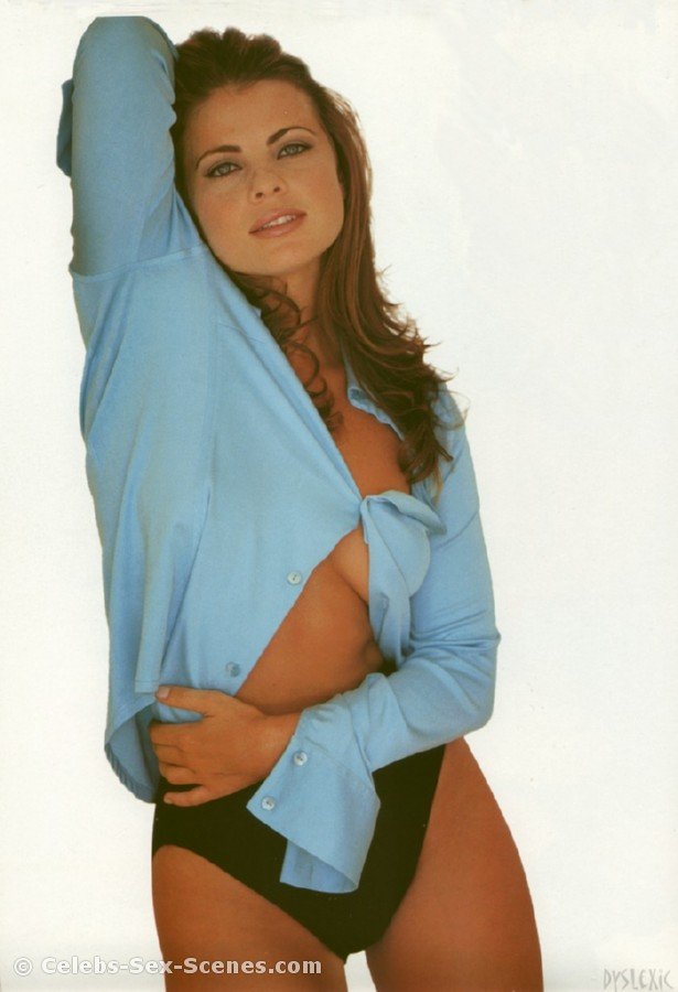 Yasmine bleeth sex scene apologise, but